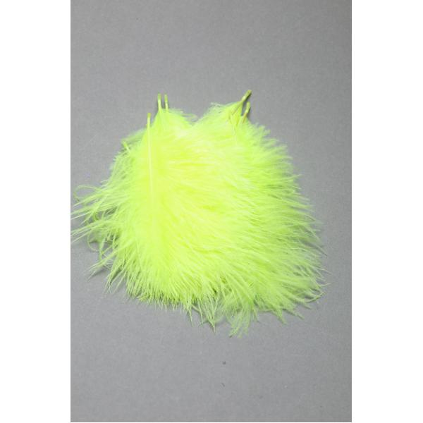 Fly Scene Mini Ostrich Marabou Plumes