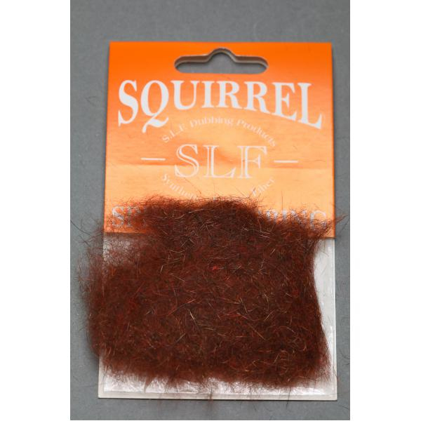 Wapsi SLF Squirrel Dubbing Rusty Brown