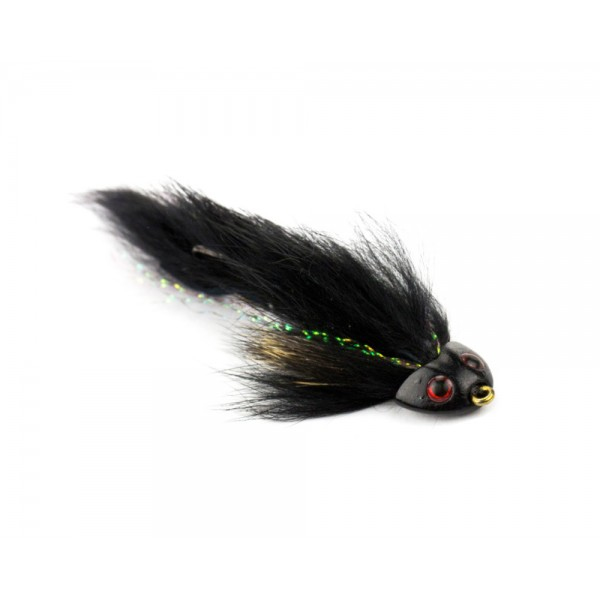 Sculpin Flex Streamer Black