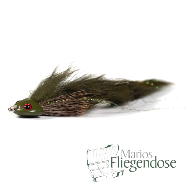 Sculpin Flex Streamer Olive