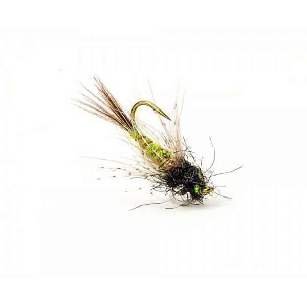 Drop Nymph Olive/Black