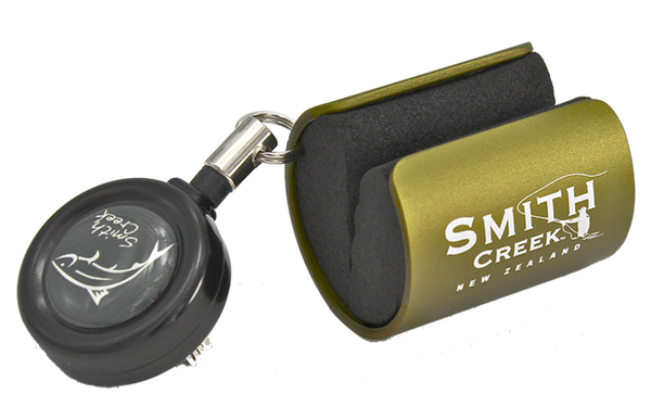 Smith Creek Rod Clip Olive