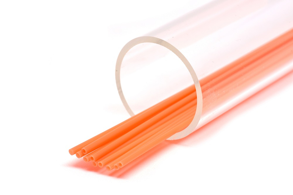 Future Fly Tuben 1,8mm Soft Fluo Orange