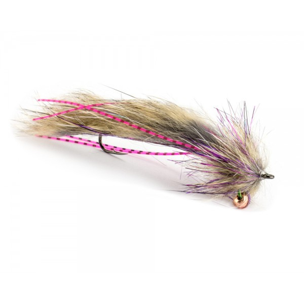 Trout Intruder Natural (Off Bead Beschwerung)