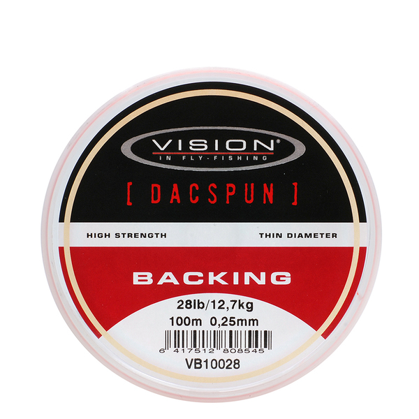 Vision Dacspun Backing