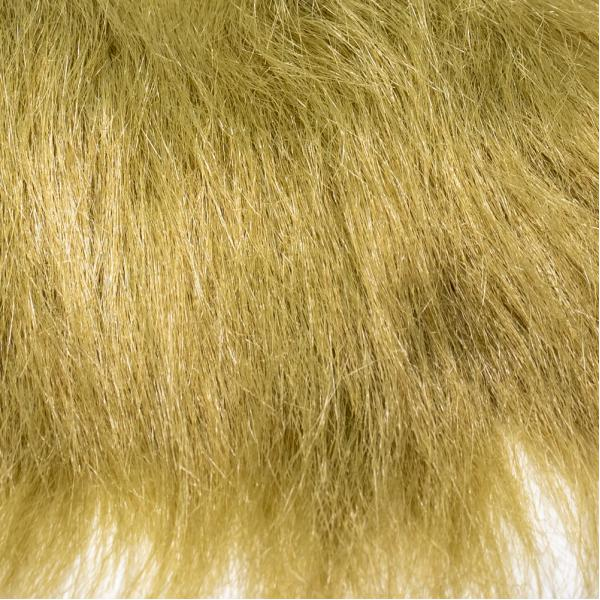 Pike Monkey Craft Fur Long Olive