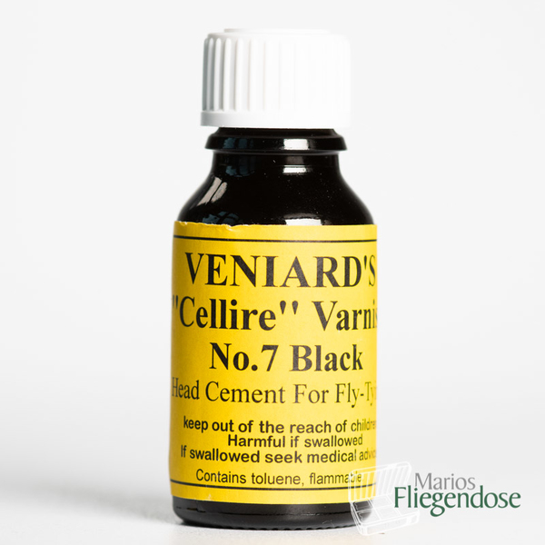 Veniard Cellire Bindelack No.7 Black