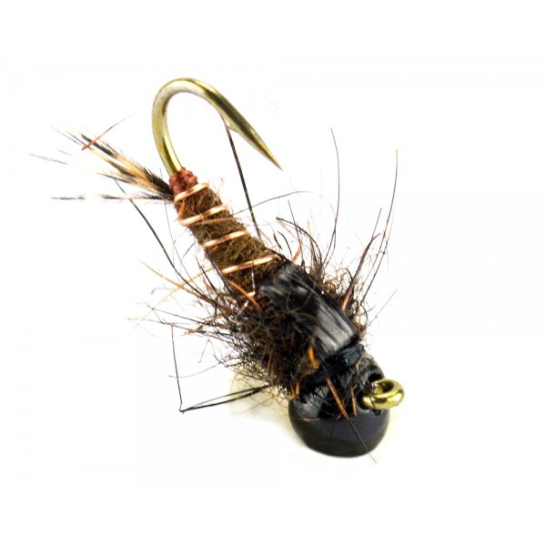 Tungsten Trout Trap Brown 12
