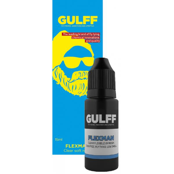 Gulff 15ml Flexman Klar