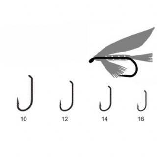 Tunca Fly Hooks T50 Wet Fly