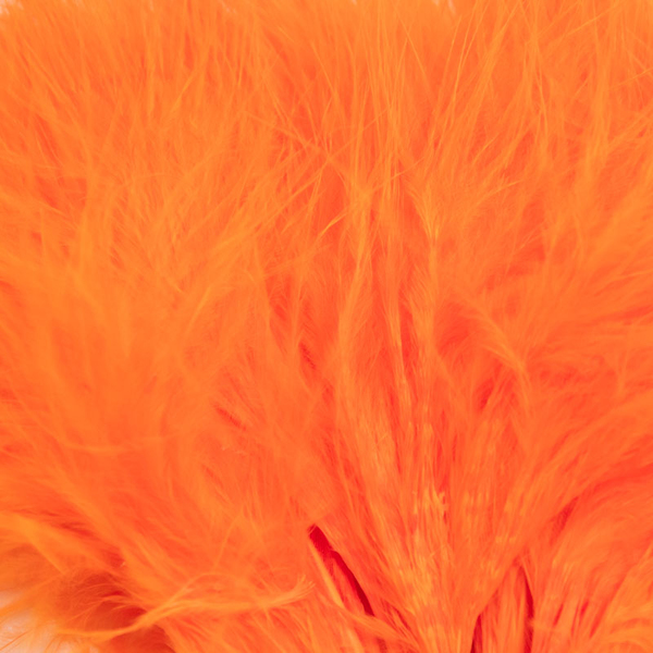 Veniard Marabou Fluo Orange