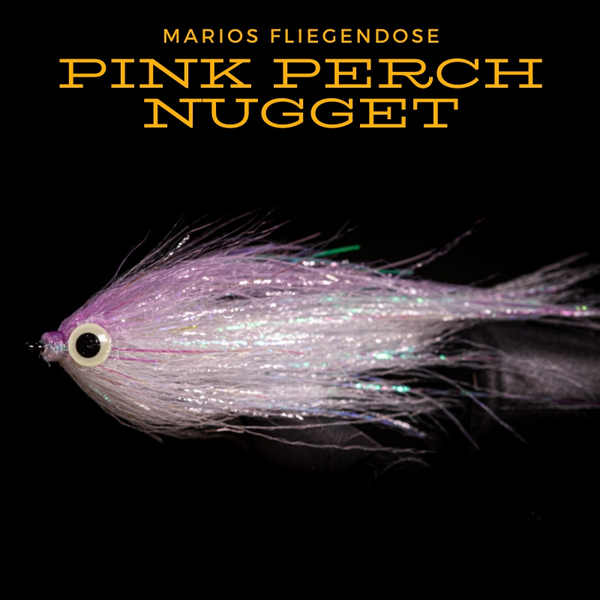 Pink Perch Nugget Bindesortiment
