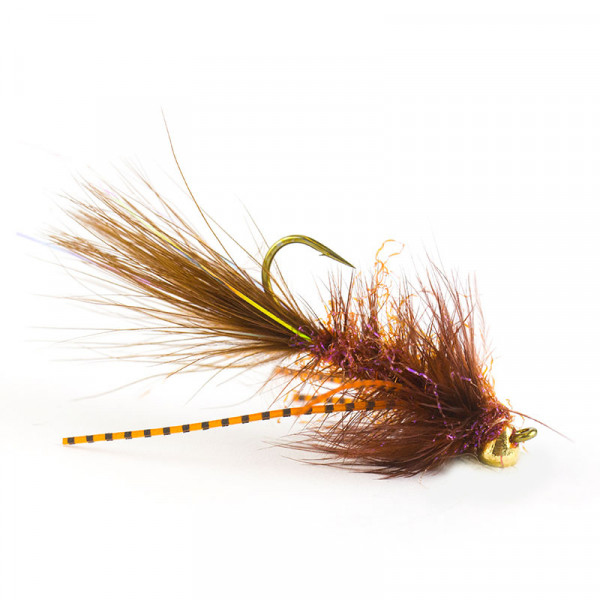Off Bead Bugger Brown #4