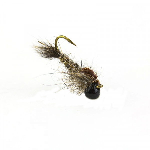 Tungsten Trout Trap Hares Ear 12