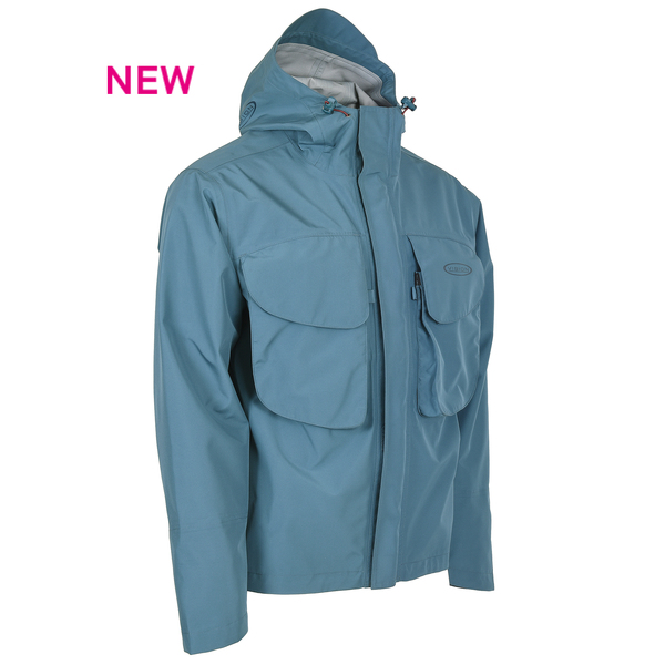 Vision Vector Watjacke Smoke Blue