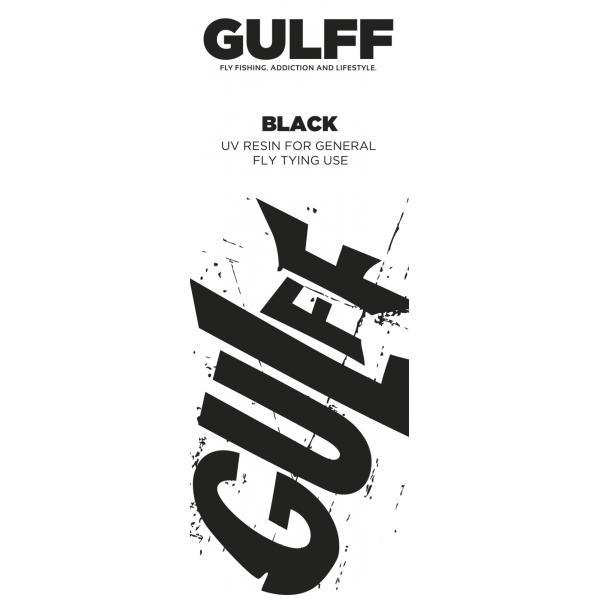 Gulff 15mm Black