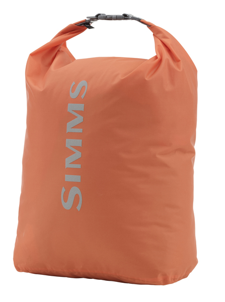 Simms Dry Creek Dry Bag Small Bright Orange (10L)