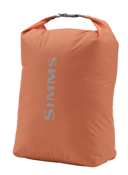 Simms Dry Creek Dry Bag Large Bright Orange (36L)