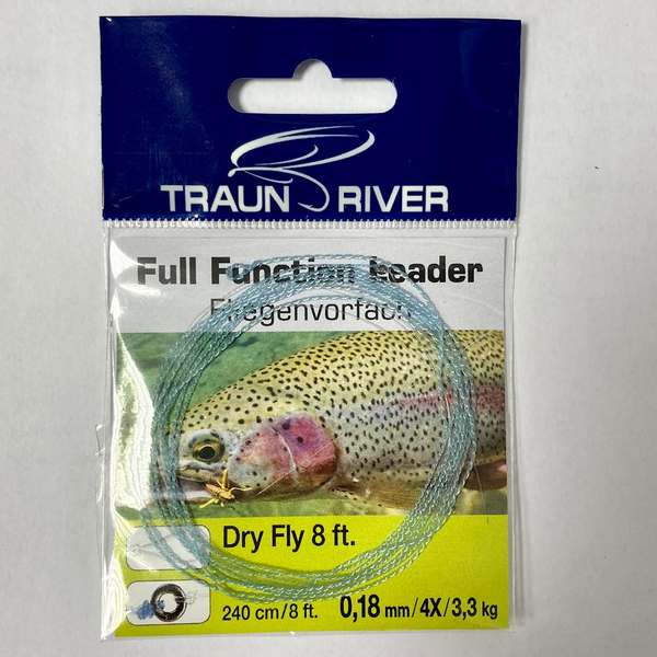 Traun River Dry Fly 8ft