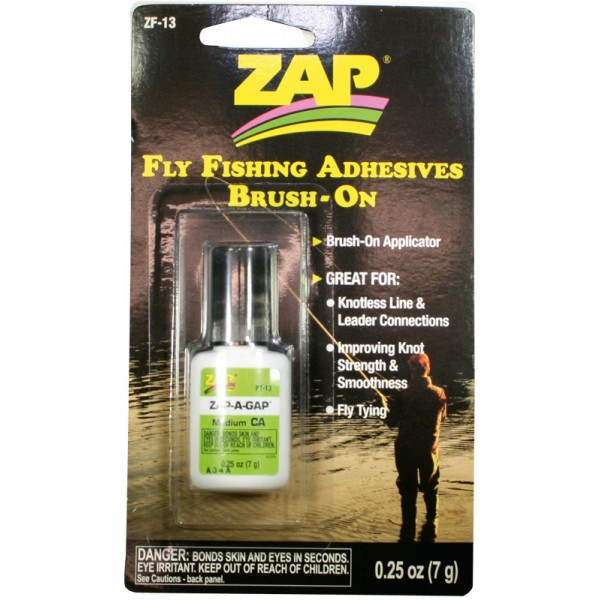 Zap-A-Gap Brush-On Sekundenkleber